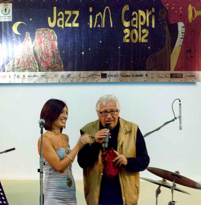 "CAPRI. ""Jazz Inn Capri"" vola a New York"